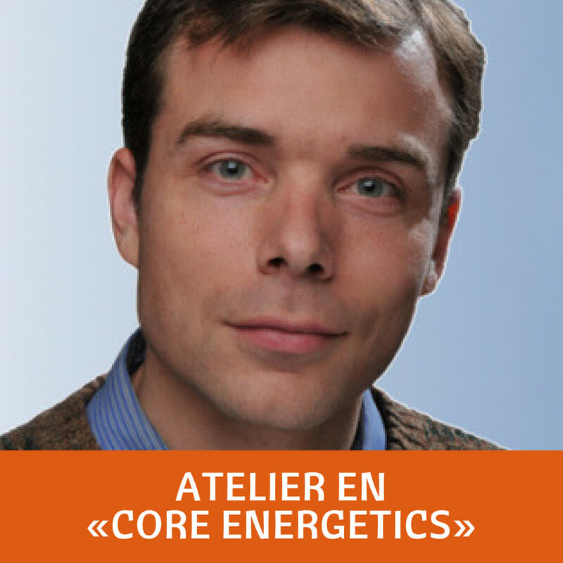AIDAN FISHER – ATELIER D'INTRODUCTION AU CORE ENERGETICS
