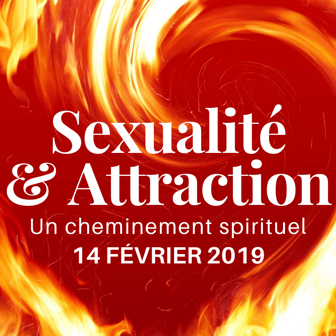 AIDAN FISHER – SEXUALITÉ & ATTRACTION – Un cheminement spirituel